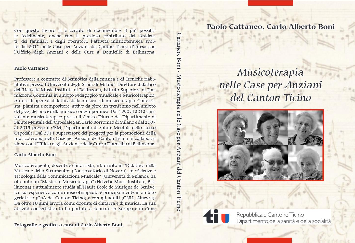 Musicoterapia nelle case per anziani del Canton Ticino